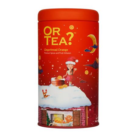 Or Tea? - GingerBread Orange - Herbata sypana - Puszka 100g