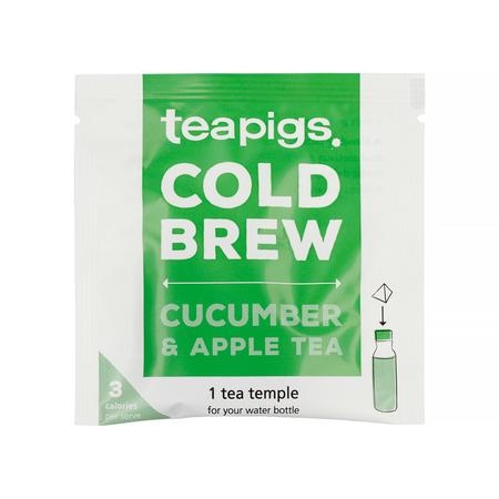 teapigs Cucumber & Apple Cold Brew - Koperta