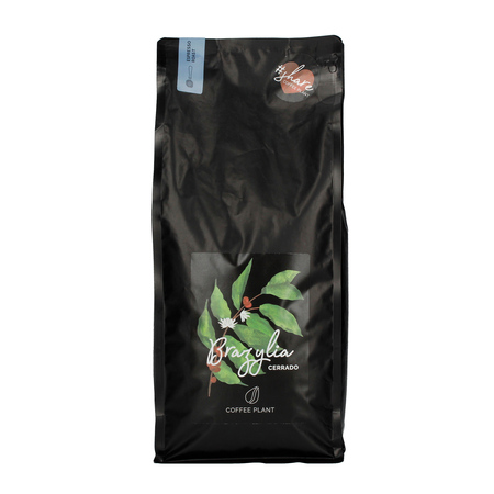 COFFEE PLANT - Brazylia Cerrado Espresso 1kg
