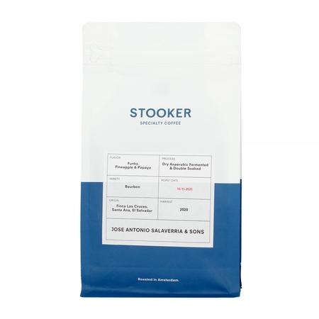 Stooker - El Salvador Jose Antonio Salaverria & Sons