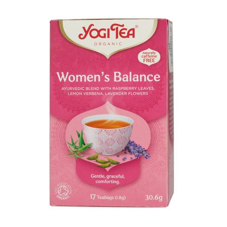 Yogi Tea - Women's Balance - Herbata 17 Torebek