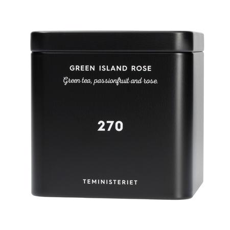 Teministeriet - 270 Green Island Rose - Herbata Sypana 100g