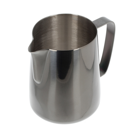 Barista Hustle Precision - Dzbanek do mleka czarny 600 ml
