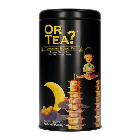 Or Tea? - Towering Kung Fu - Herbata sypana - Puszka 100g