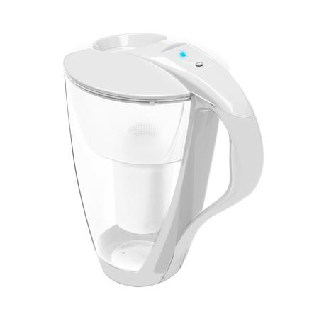 Dafi - Dzbanek filtrujący Crystal 2l + 1 filtr Classic - Biały