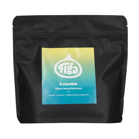 Figa Coffee - Kolumbia Sanjuanero Decaf Omni - Kawa bezkofeinowa