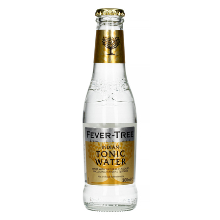 Fever-Tree - Indian Tonic Water - Napój 200 ml