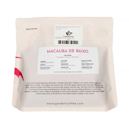 Gardelli Speciality Coffees - Brazil Macuba de Baixo