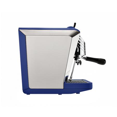 Nuova Simonelli Oscar II Niebieski - Ekspres kolbowy z przyłączem wody
