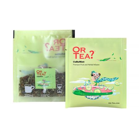 Or Tea? - CuBaMint - Herbata 10 Torebek