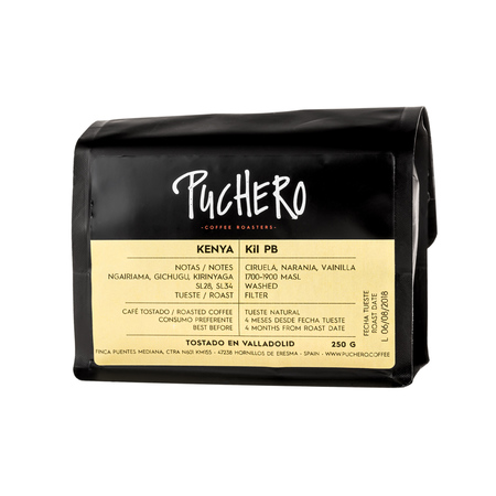 Puchero - Kenya Kii PB Washed Filter