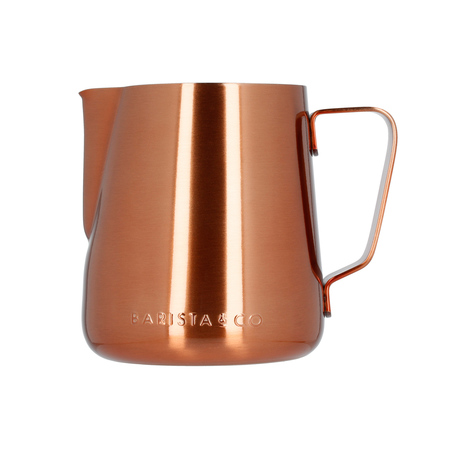 Barista & Co - Core Milk Jug Copper - Dzbanek do mleka 420 ml