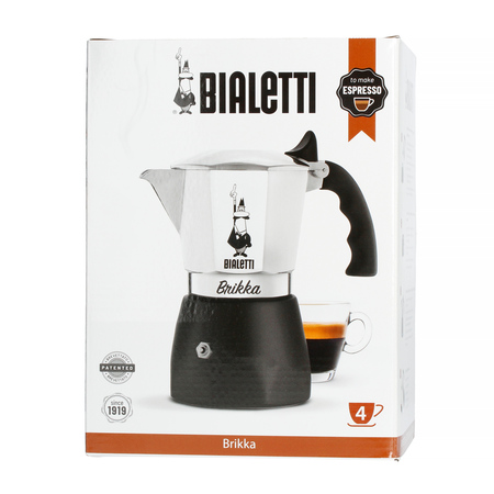 Bialetti New Brikka Restyling 4tz