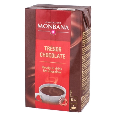 Monbana Tresor Chocolate (outlet)