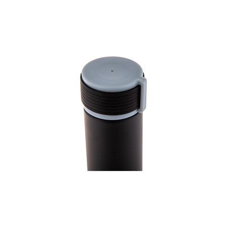 Asobu - Skinny Mini Czarny - Butelka termiczna 230 ml