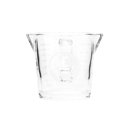 Rhinowares Double Shot Glass 70 ml - z uchwytem