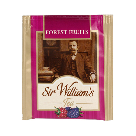 Sir William's - Forest Fruits - Herbata 50 saszetek