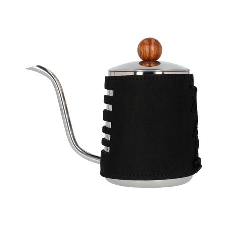 Barista Space - Czajnik w czarnej osłonce 550 ml