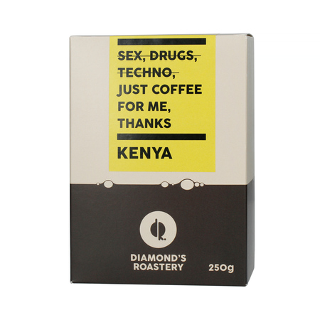 Diamonds Roastery - Kenya Mahiga AB