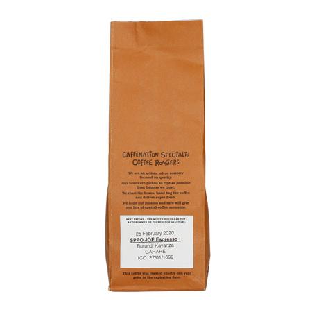 Caffenation - SPRO JOE Burundi Kayanza Gahahe Espresso