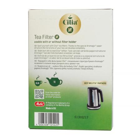 Cilia - Saszetki do herbaty M - Średnie 100 sztuk