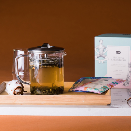 Paper & Tea - Zestaw - Bright & Energizing Set