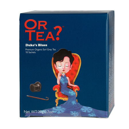Or Tea? - Duke's Blues - Herbata 10 Torebek