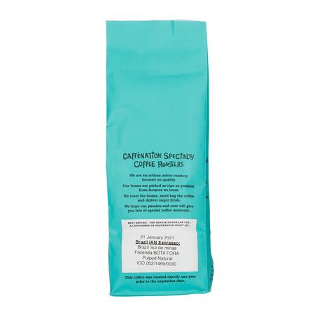 Caffenation - Brazil IAN Bota Fora Espresso