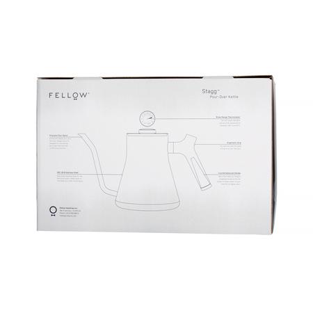 Fellow Stagg Kettle - Czajnik - Biały Mat