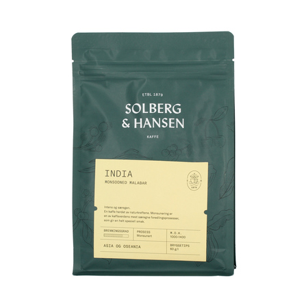 Solberg & Hansen - India Monsooned Malabar AA