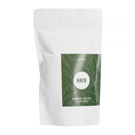 HAYB - Kivu Lake Reserve Zielona - Herbata sypana 100g