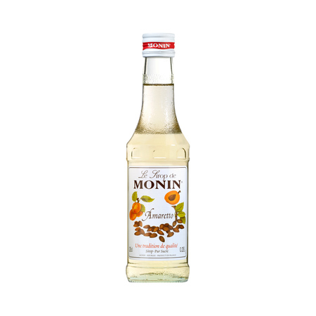 Monin Amaretto - Syrop Amaretto 250ml