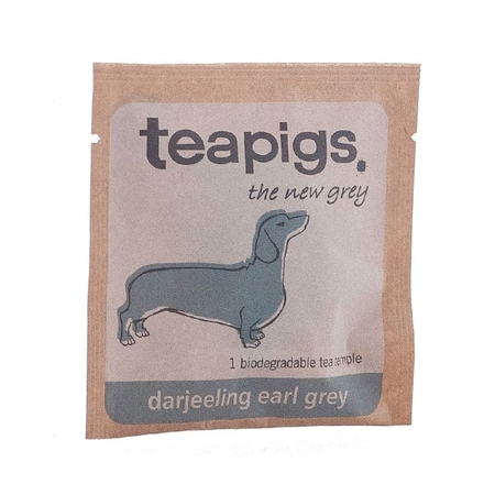 teapigs Darjeeling Earl Grey - Koperta
