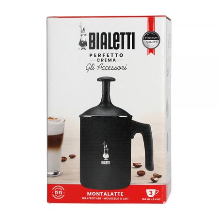 Bialetti Montalatte - ręczny spieniacz do mleka 160ml