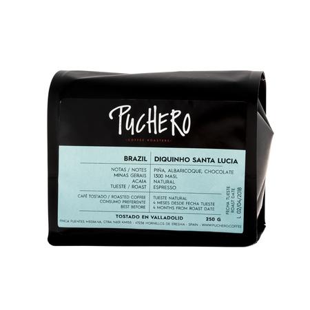 Puchero - Brazil Diquinho Santa Lucia Espresso