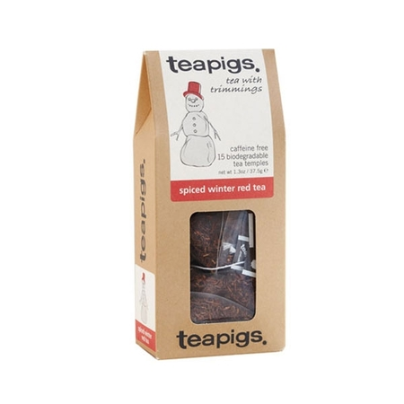 teapigs Spiced Winter 15 piramidek