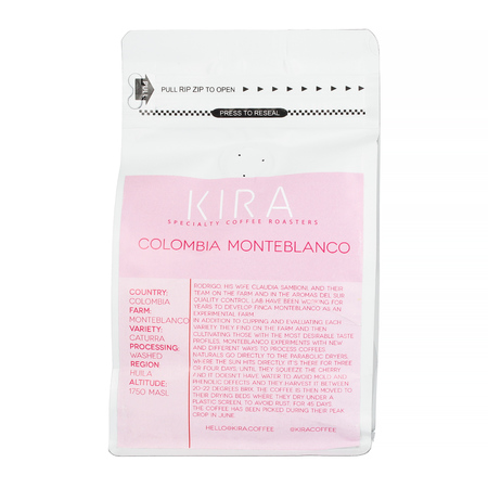 Kira Coffee - Colombia Monteblanco Filter