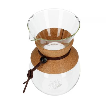 Bodum Pour Over - Zaparzacz do kawy - 8 cup - Korek