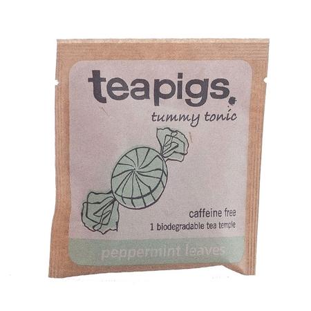 teapigs Peppermint Leaves - Koperta