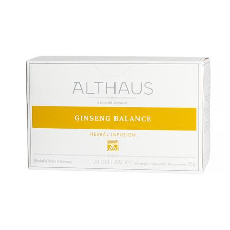 Althaus - Ginseng Balance Deli Pack - Herbata 20 saszetek