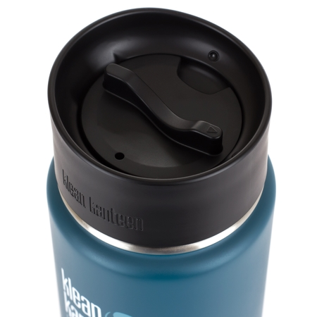 Klean Kanteen Wide Insulated Neptune Blue 473ml - Turkusowy