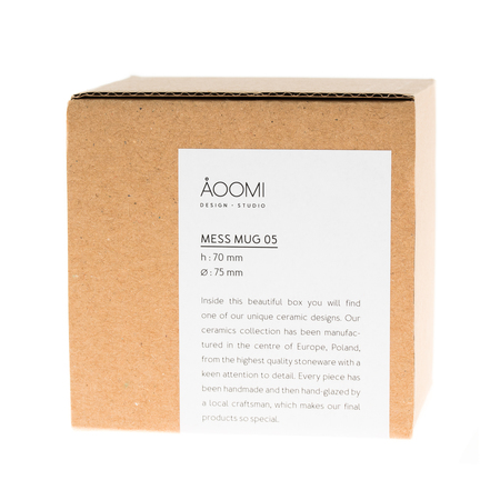 AOOMI - Mess Mug 05 - Kubek 170 ml
