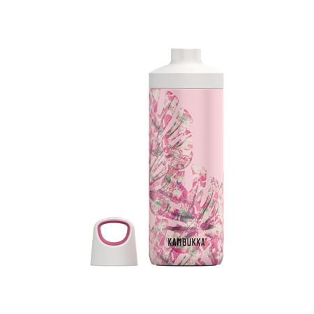 Kambukka - Butelka termiczna Reno Insulated - Monstera Leaves 500 ml