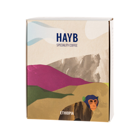Coffee Republic / HAYB - Ethiopia Chelelektu