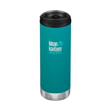 Klean Kanteen - Butelka termiczna TKWide Vacuum Insulated - Emerald Bay 473ml