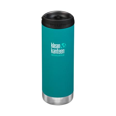 Klean Kanteen - Butelka termiczna TKWide Vacuum Insulated - Emerald Bay 473ml
