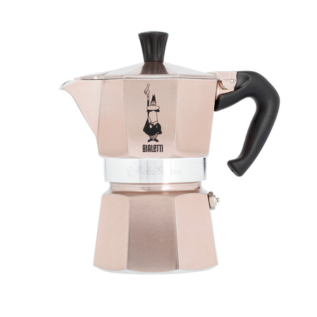 Zestaw Prezentowy: Kawiarka + Filiżanka ze spodkiem + Kawa