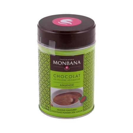 Monbana migdałowa czekolada w proszku Amande
