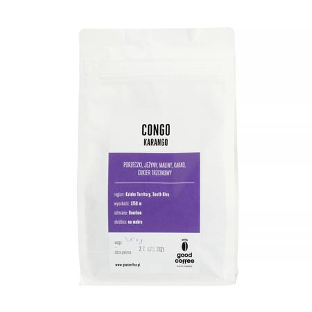 Good Coffee - Demokratyczna Republika Konga Karango