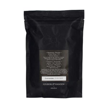 Solberg & Hansen - Ethiopia Black Espresso Vol. 4